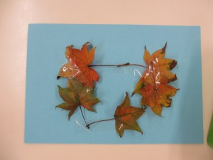 秋を感じよう!!
