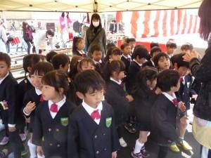 JR相原駅西口広場完成まつり
