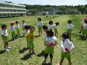 園外保育(ゆくのき学園 大戸小学校)