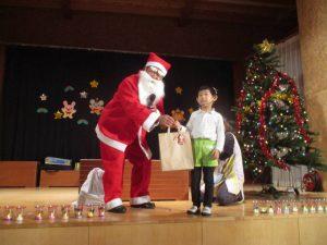 楽しいクリスマス会①