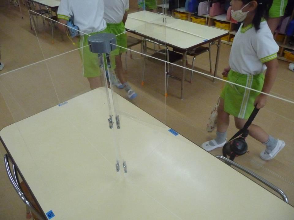飛沫感染防止ガード