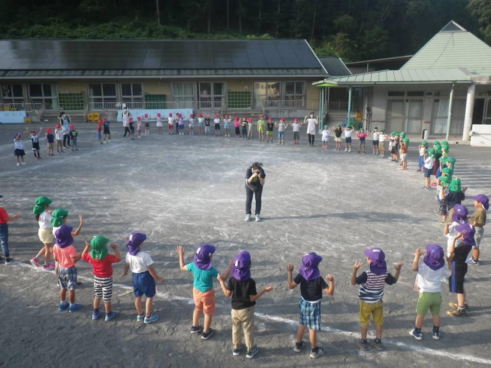 高尾山遠足 ⑤おたのしみ&カレーパーティー