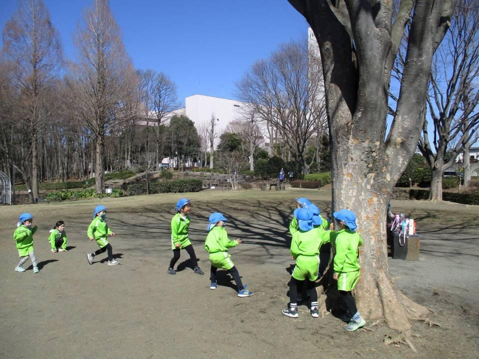 散歩「梅林・大地沢・北公園」