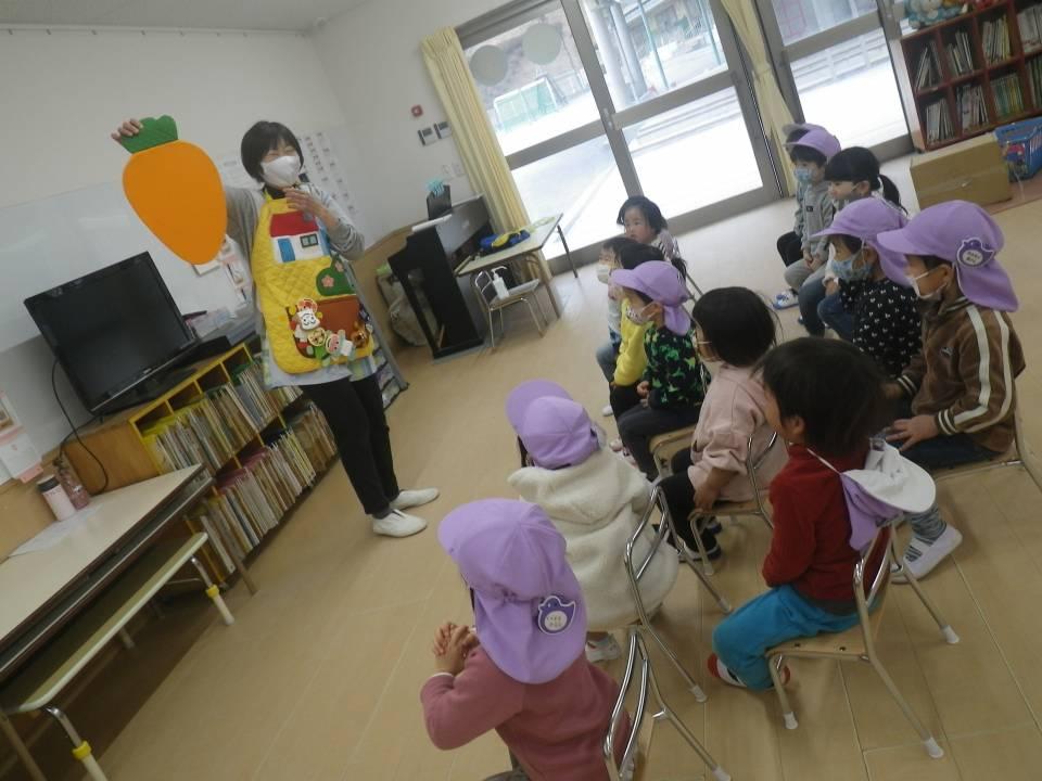 慣らし保育~金曜日クラス~