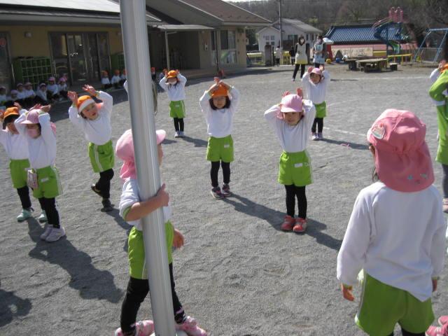 年少・2月3月園内研究活動