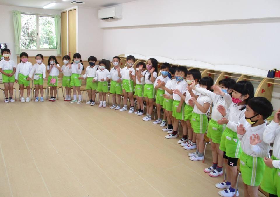 ドキドキ英語教室