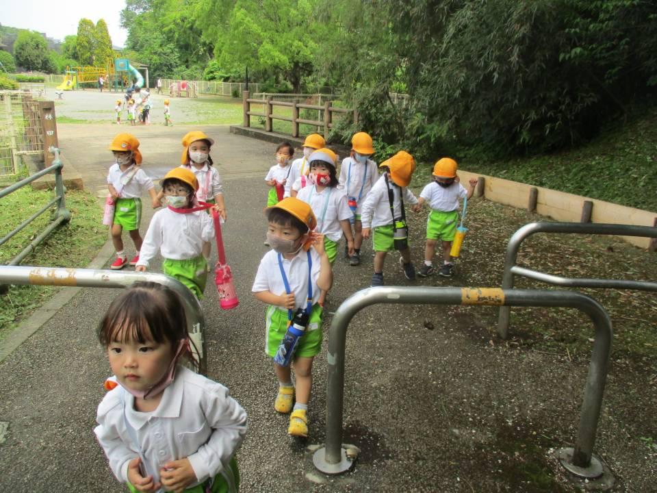 園外保育「殿入公園」