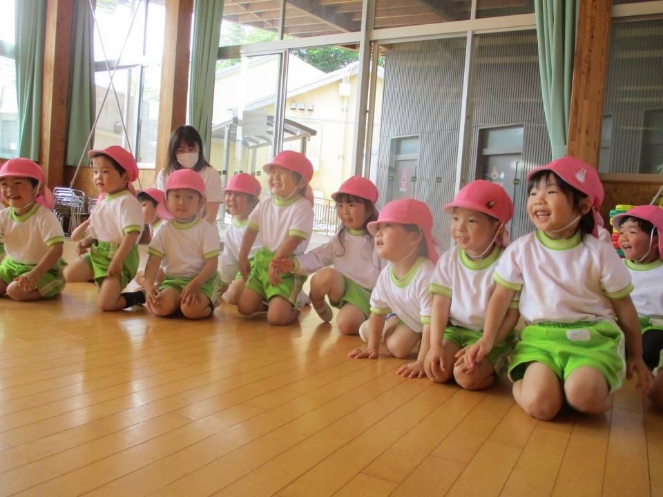 楽しい体操教室
