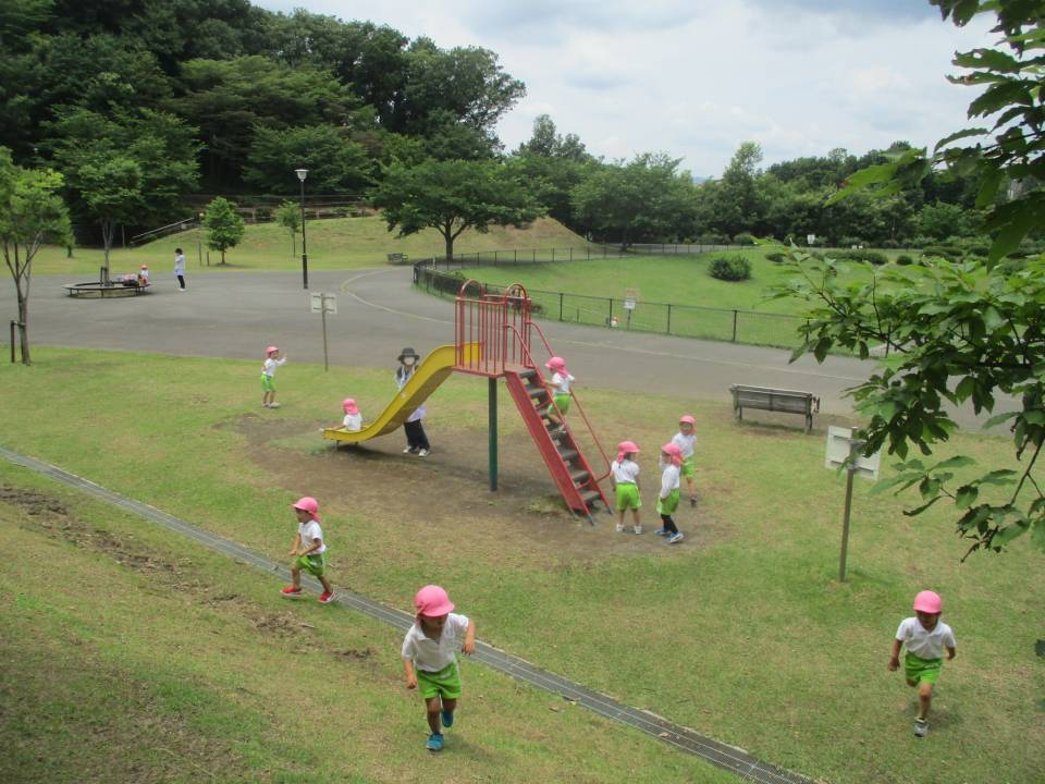 三つ目山公園